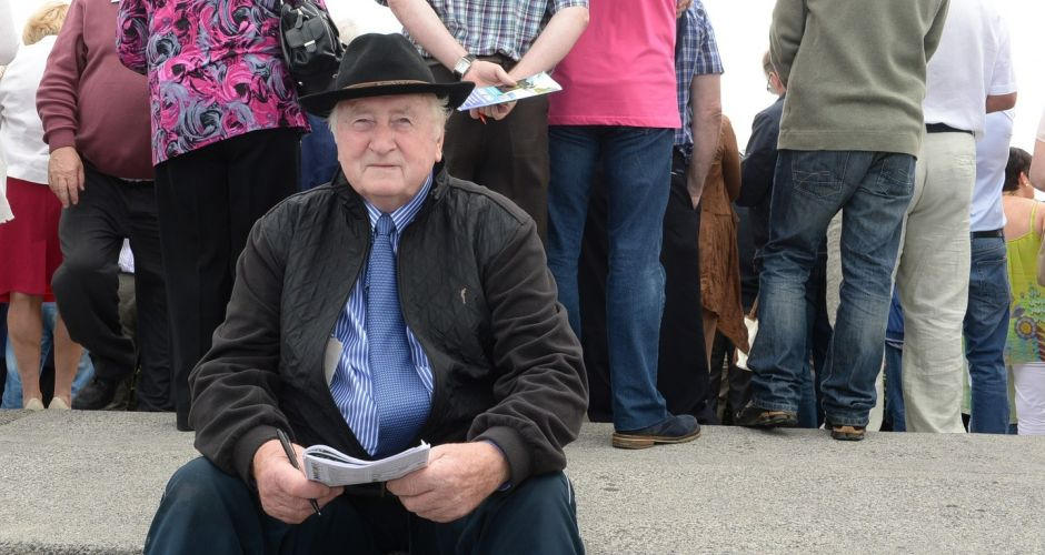 Galway races at Ballybrit