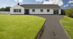 10 Ballyellery, Lahinch, Co Clare, a modern four-bed bungalow is asking €290,000