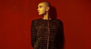 The boss: Sinéad O'Connor. Photograph: Donal Moloney