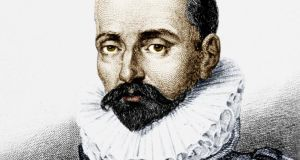 Montaigne: had the misfortune to live through France's brutal wars of religion. Photograph: Apic/Getty