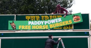 Bookmaker Paddy Power is attempting to contact almost 650,000 customers affected by a historical data breach.  Photograph: Alan Betson / The irish Times.