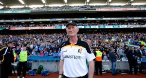 Brian Cody led his Kilkenny team to Leinster final victory over Dublin this year. Photograph: Ryan Byrne/Inpho.