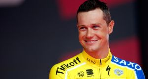 Ireland's  Nicolas Roche is back in action in Northern Spain tomorrow.