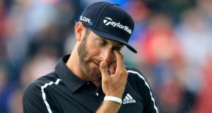 "Dustin Johnson has announced he is to take a break from golf, effective immediately, and will seek ""professional help for personal challenges I have faced."""