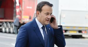 Health Minister Leo Varadkar has said his priorities for his time in office will be the introduction of universal GP care and later, universal primary care, including the provision of dental and optical treatments. Photograph: Alan Betson / The Irish Times