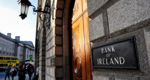 Bank of Ireland has said all delayed payments were sent overnight . Photographer: Frantzesco Kangaris/Bloomberg