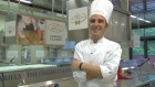 Tommaso Moroni, senior chef at the Academia Barilla cookery school in Parma, Italy, shares his thoughts on pasta. Video: Kathleen Harris