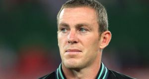 Richard Dunne: In the beginning, he must have looked an outside bet to become what he eventually did: a crowd favourite, brave to a fault and a player who carried the best of the qualities of the old era with him into the new. Photo: Mike Egerton/PA