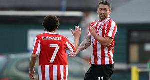 Derry City put Bohemians to the sword