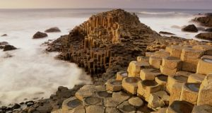 The PSNI said it is concerned for the welfare of Ni Xiaofang (30), and Ni Zhiling (26) who have not been seen since visiting the Giant's Causeway in Co Antrim on Tuesday. Photograph: Getty Images