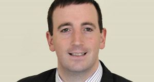 Fianna Fáil's Ivan Connaughton: highlighting the failure of the upturn in the economy to impact on constituents