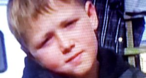 Ned Connors, who was found safe after he had been reported missing.