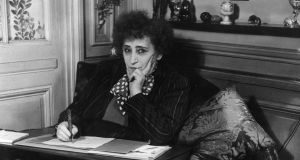 Colette at work about 1940. Photograph: Hulton Archive/Getty Images
