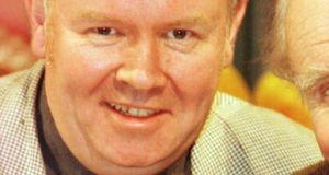 Journalist Alan Richie Taylor, who has died aged 61, pictured here in 1999. Photograph: Collins