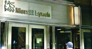 Merrill Lynch, dropped as broker after it was said to have  taken on competitor to Weir Group.
