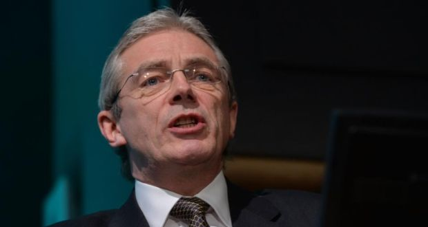 "Gordon Jeyes, chief executive of  the Child and Family Agency Tusla: ""The broad aim of the proposals will be to ensure young people who leave care will be entitled to the same amount of funding whether they choose to undertake further education or not."" Photograph: Alan Betson/The Irish Times"