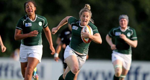 Ladies First As New Zealand Finally Beaten By An Ireland Side