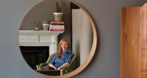 Hairstylist Zara Cox in her new salon at 29 Wicklow Street. Photograph: Alan Betson
