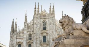 Milan   60-second city guide: The Duomo. Photograph: Getty Images