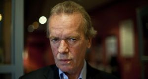 "Martin Amis: ""Shaping art from horror and reality."" Photograph: David Levenson/Getty Images"