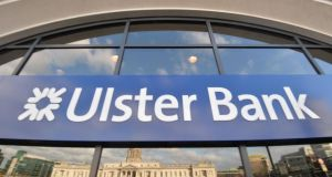Ulster Bank expects to begin pay talks with staff shortly, for a period covering the next two years. Photo: Alan Betson/The Irish Times