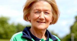 Mary Sheehan: one of five dialysis patients representing Ireland