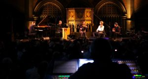 Special venue: Union Chapel in London