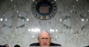 US Senator Carl Levin has introduced two bills aimed at preventing US firms from merging with a foreign company to avoid paying taxes. Photograph: Andrew Harrer/Bloomberg