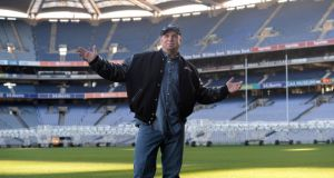 Croke Park stadium director Peter McKenna said after the Garth Brooks fiasco he did not want a situation again where 'people buy tickets on the maybe'. Photograph: Dara Mac Dónaill