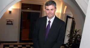 Martin Fraser, the secretary general  at the  Department of the Taoiseach