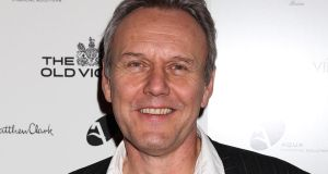 Anthony Head: 'I usually get spotted for Little Britain. Or my brief appearances in Doctor Who.' Photograph: Chris Jackson/Getty Images