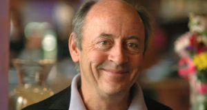 Billy Collins: 'It is like an eye chart, with its big E at the top, and the letters getting less legible as it moves along. A poem should be like that'