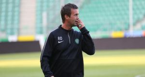 "Celtic  coach Ronny Deila:  ""First of all I feel very sorry for Legia, and my friends from Norway there. It is tough to think of that and now we are in the Champions League. That is what Uefa said, we haven't been involved in anything."""