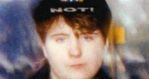 PSNI handout photo of Caroline Graham, who disappeared in 1989. Photograph: PSNI via PA Wire