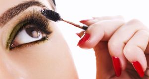 Mascara is a low-cost treat