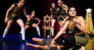 Ediburgh Festival Fringe: last year, Ballad of the Burning Star, written and performed by an Israeli artist, explicitly engaged with the politics of Israel and Palestine