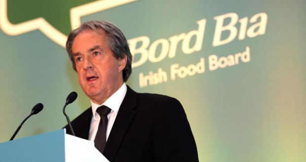 The sanctions will affect some €70m  worth of exports, says Bord Bia chief executive Aidan Cotter.