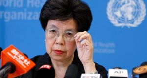 "The WHO's director general, Margaret Chan, said: ""Countries affected to date simply don't have the capacity to manage an outbreak on this scale on their own."" Photograph: EPA/Salvatore Di Nolfi"