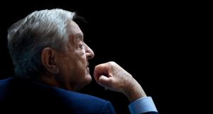 "George Soros:  ""To others, being wrong is a source of shame; to me, recognising my mistakes is a source of pride. Once we realise that imperfect understanding is the human condition, there is no shame in being wrong, only in failing to correct our mistakes."" Photograph: Brendan Smialowski/ AFP/Getty Images)"