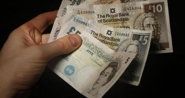 Bank of England and Royal Bank of Scotland banknotes: a yes vote in Scotalnd's independence referendum could have major consequences for sterling