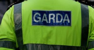 Gardaí are carrying out an investigation of the scene of a crash at Murragh this afternoon.