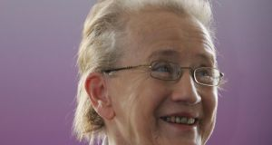 Former Supreme Court judge Catherine McGuinness (above) is among prominent figures who have predicted the State's treatment of asylum seekers could be the subject of a future government apology