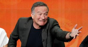 The appeal of Robin Williams, found dead late yesterday from an apparent suicide , stretched across generations and genres. Photograph: Mario Anzuoni/Files/Reuters