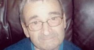 Thomas Kennedy (81) has not been seen since leaving his home in the Virginia Park area of Finglas on July 29th. Photograph: Garda Press