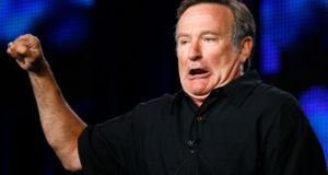 Robin Williams took on many characters during a long and versatile career. Photograph: Mario Anzuoni/Files/Reuters