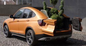 Deep Orange 4 concept tries to turn a BMW X3 into a sci-fi pickup