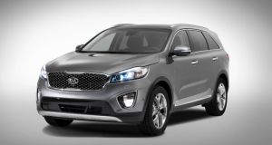 Kia claims improved emissions and economy for the new Sorento