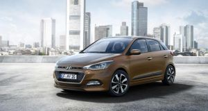 The new Hyundai i20 looks far more high-end than its predecessor