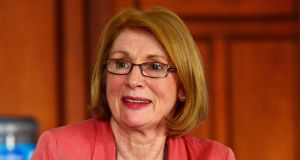 Minister for Education Jan O'Sullivan. Photograph: Eric Luke