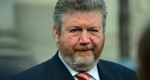 Dr James Reilly  approved 17 projects for payment that had not been recommended by officials. Photograph: Eric Luke / THE IRISH TIMES
